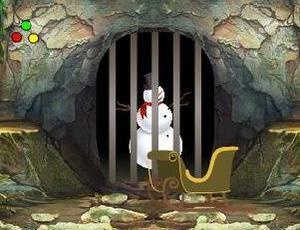 8b Snowman Escape Game