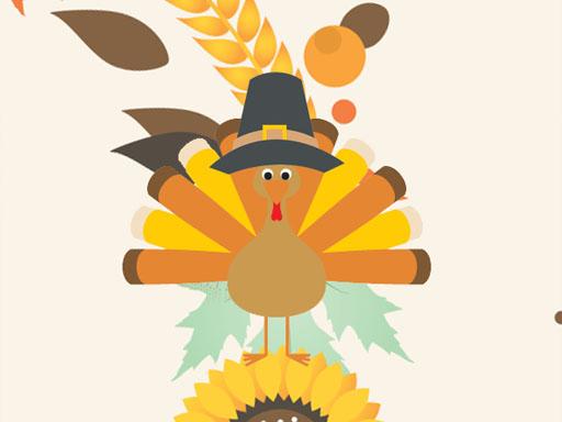 A Thanksgiving Match 3
