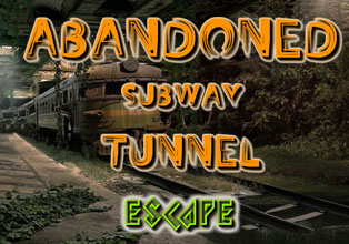 Abandoned Subway Tunnel escape