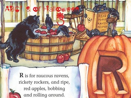 ABCs of Halloween 3