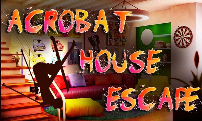 Acrobat House Ecsape