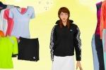 Adidas Clothing Dressup
