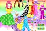 Adorable Princess Dress-up