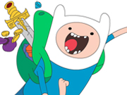 Adventure Time Coloring Game