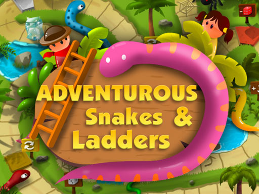Adventurous Snake & Ladders
