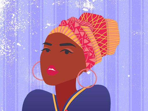 African Princess Jigsaw