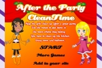After The Party Clean up