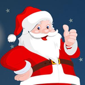 Aid the santa
