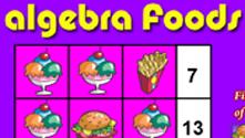 Algebra Foods