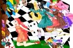 Alice in Wonderland Style Dress Up