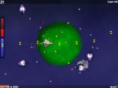 Alien Asteroid Assault