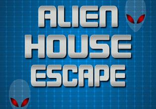 Alien House Escape