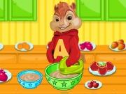 Alvins Chipmunk Goody bars