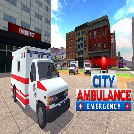 Ambulance Rescue Simulator : City Emergency Ambulance