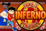 American Dragon Jake's Inferno Pinball