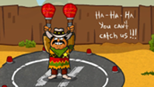 Amigo Pancho 3: Sheriff Pancho