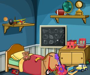 Amusing Kids Room Escape