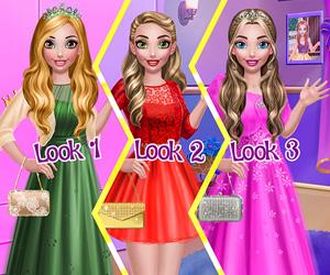 Amys Princess Look