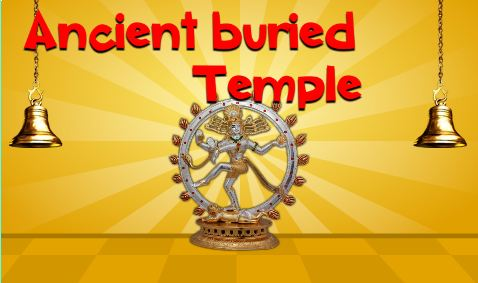Ancient Buried Temple