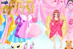 Angel Doll Dressup
