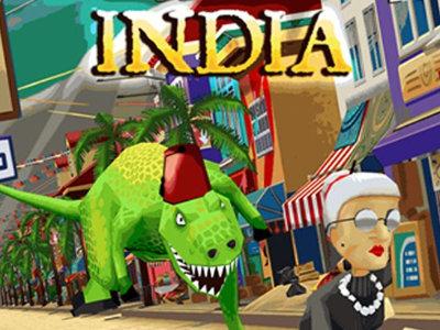Angry Gran Run: India