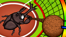 Animal Olympics Hammer Throw