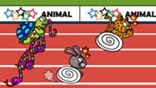 Animal Olympics Hurdles