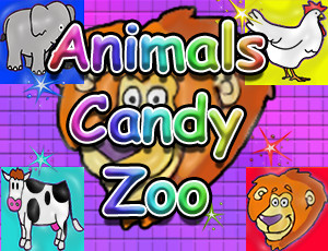 Animals Candy Zoo Recorp Games