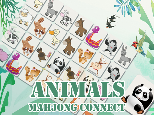 Animals Mahjong Connect