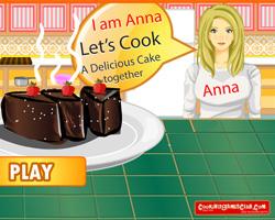 Annas Chocolate Cake