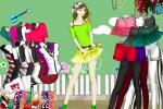 Artist Girl Dress Up