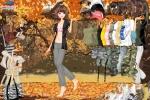 Autumn Dressup