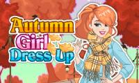 Autumn Girl Dress Up