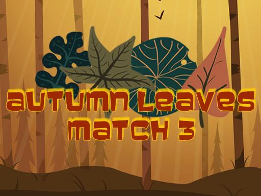 Autumn Leaves Match 3
