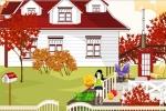 Autumn Ranch Decoration