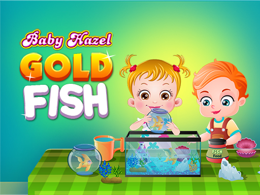 Baby Hazel Gold Fish