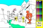 Baby Looney Tunes Online Coloring