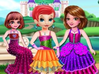 Baby Princesses Castle