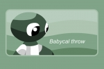 Babycal Throw