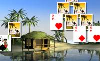Bahamas Tripeaks Solitaire
