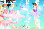 Ballerina Princess Dressup