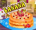 Banana Pancake Cooking