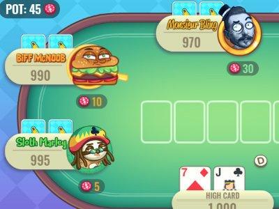 Banana Poker