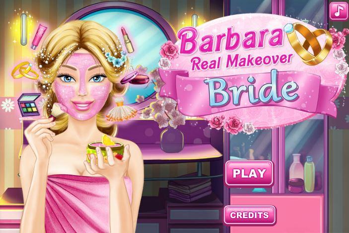 Barbara Bride Real Makeover