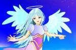 Barbie Angel Dress Up