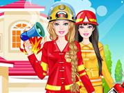 Barbie Firefighter