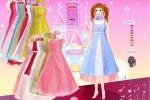 Barbie In Flower Girl Dresses