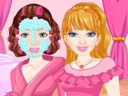 Barbie Look Alike Makeover
