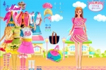 Barbie Mimi Outing Dressup