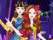 Barbie Monster High Star